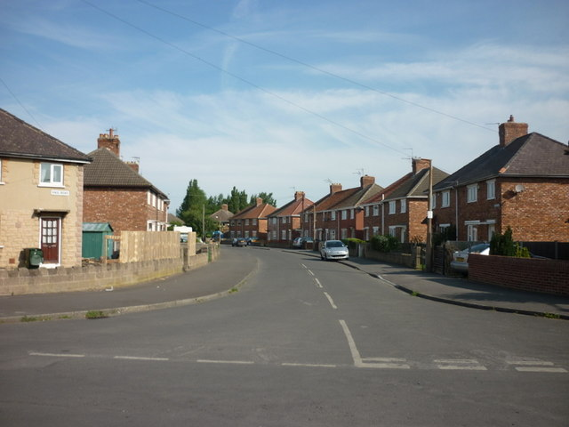 Haig Road, Moorends