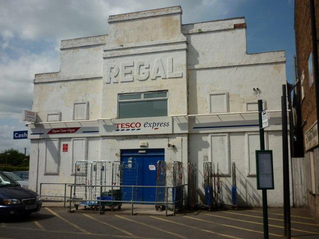 Regal Cinema Lincolnshire Apartment Building