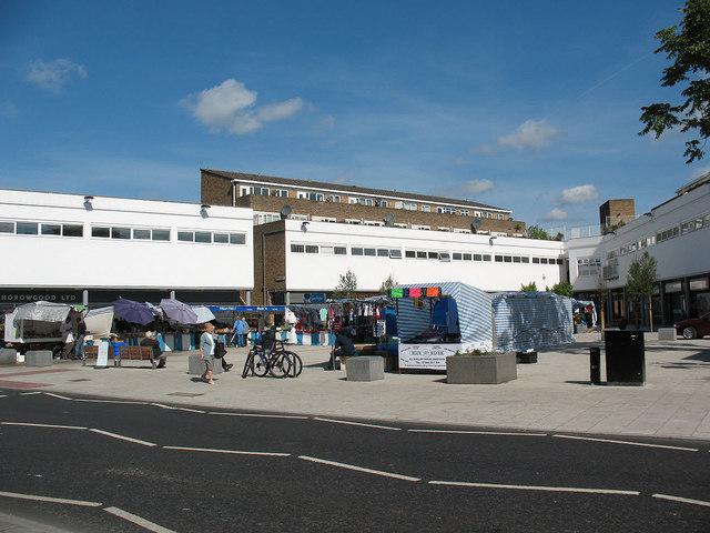 Bermondsey Blue Market