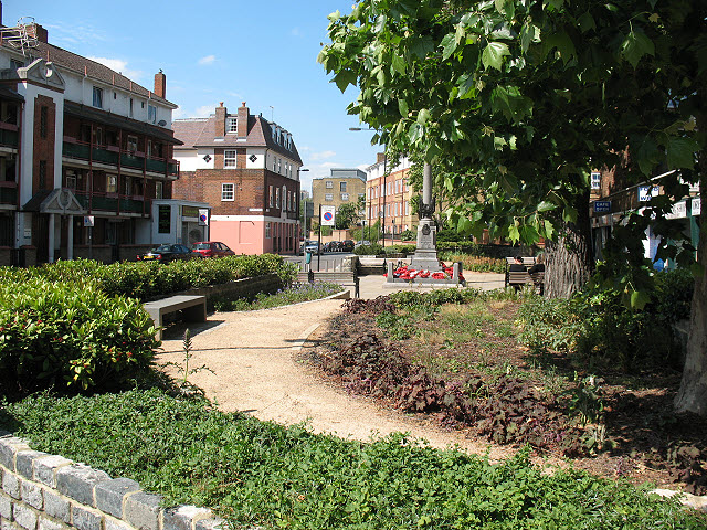 Garden on West Lane