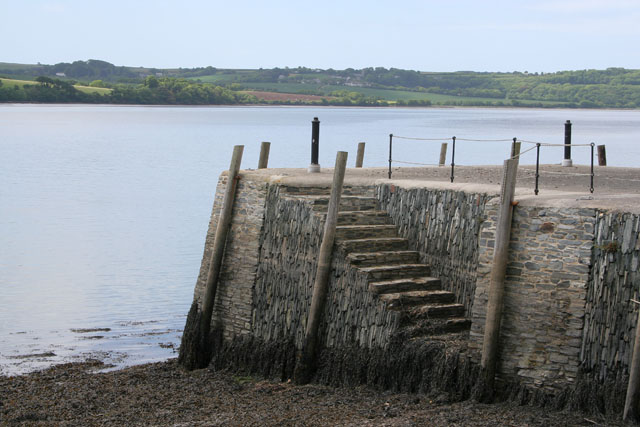Stone steps at Antony Passage