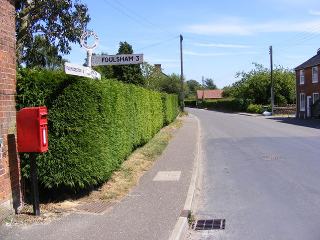 The Street & The Street Postbox