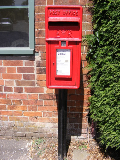 The Street Postbox