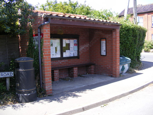 Hindolveston Bus Shelter