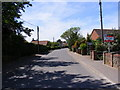 TG0329 : The Street, Hindolveston by Adrian Cable