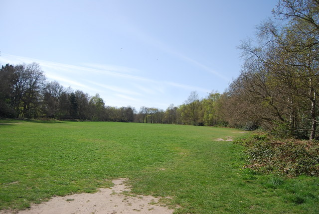 Shirley Heath Recreation Ground