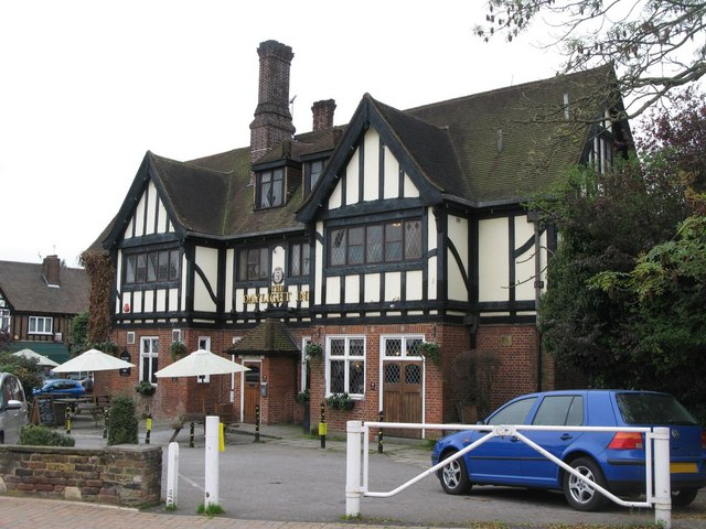 The Daylight Inn, Station Square, Petts Wood, BR5