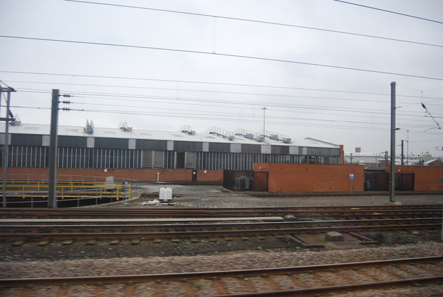 Heaton Maintenance Depot
