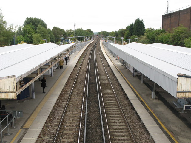 Petts Wood station
