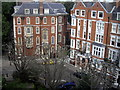 TQ2777 : Mansion blocks in Embankment Gardens, Chelsea by PAUL FARMER