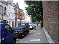 TQ2777 : Dilke Street, Chelsea by PAUL FARMER