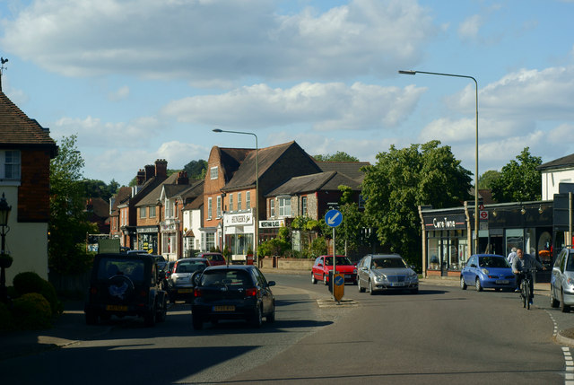 High Street, Merstham, Surrey