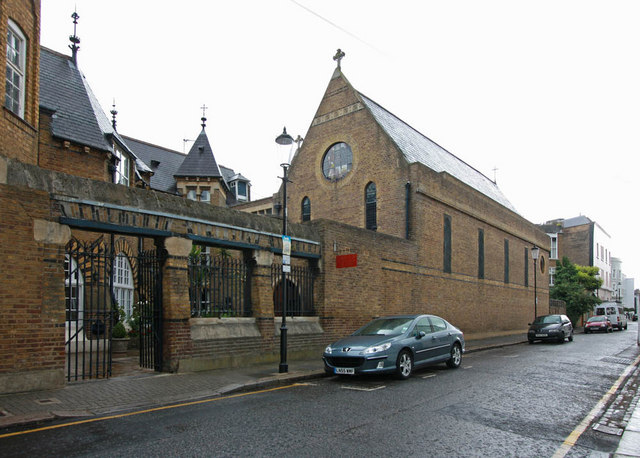 St Francis of Assisi, Pottery Lane, Notting Hill