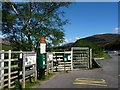 NH2077 : Carpark and entrance to Corrieshalloch Gorge by Robin Drayton