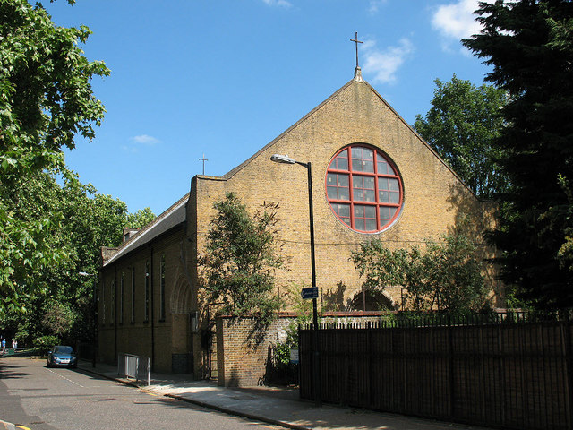 St Peter's Catholic church