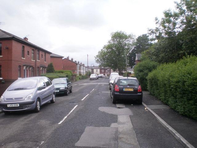 Bury - Woodley Street - 26-5-2011