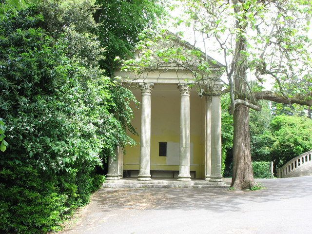 Minerva's Temple