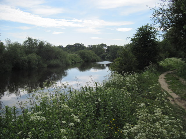 River  Ouse  Upper  Poppleton