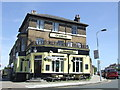 TQ3673 : Chandos pub, Brockley Rise by Malc McDonald