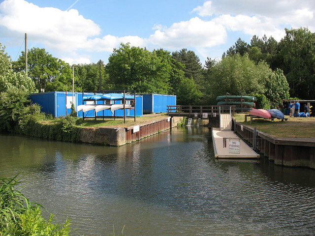 Harlow Outdoor Pursuits Centre