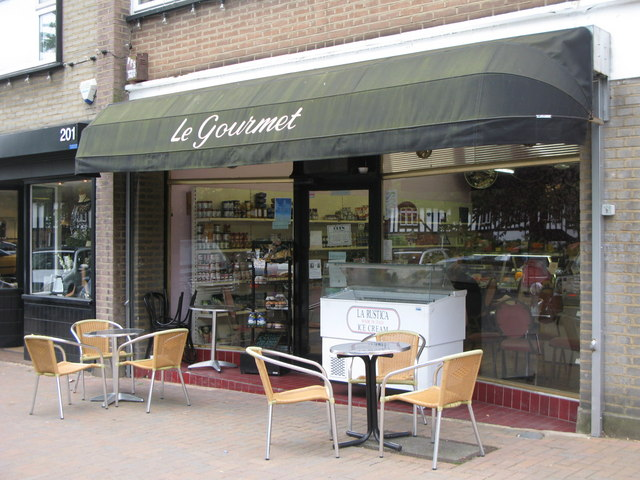 Le Gourmet, Petts Wood Road, BR5