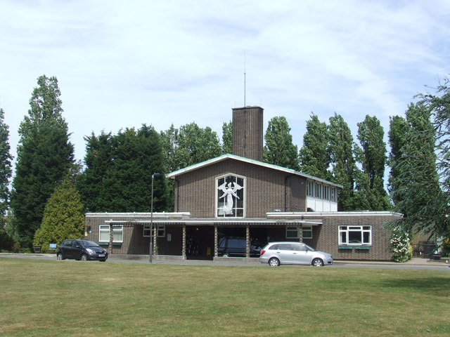 Hither Green Crematorium