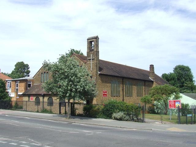 St. Luke's Church, Downham