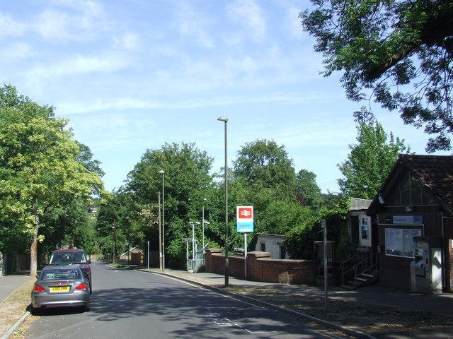 Ravensbourne Station