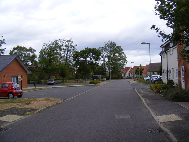Walnut Tree Avenue, Rendlesham