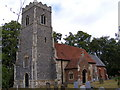 TM3050 : St.Edmund Church,Bromeswell by Adrian Cable