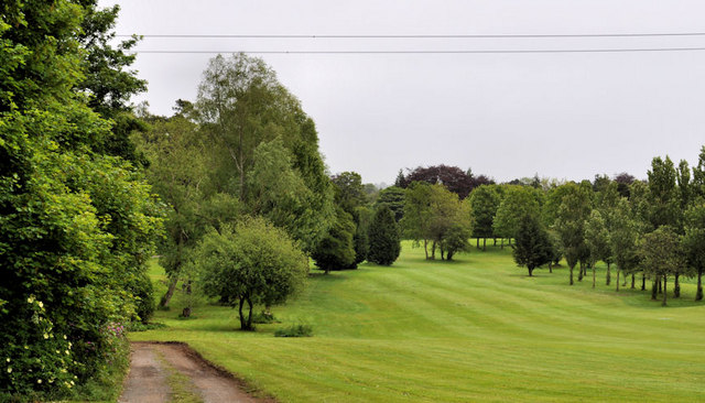 Aberdelghy golf course, Lambeg (1)