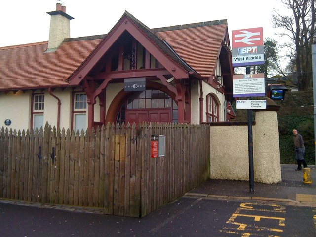 West Kilbride station