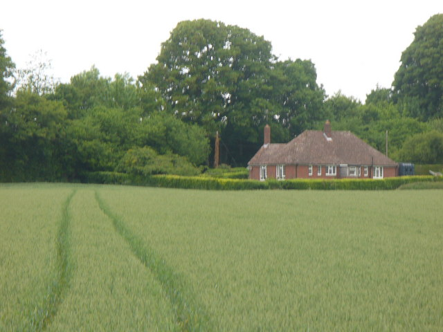 Farming at Shalden