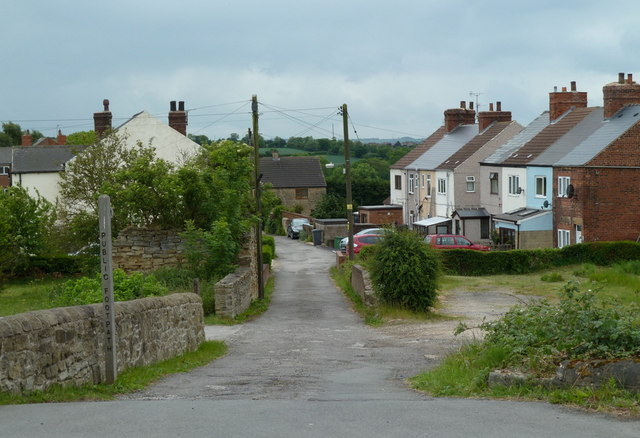Hamlet of Barlborough Low Common