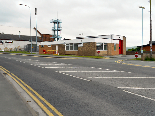 Buckley Fire Station