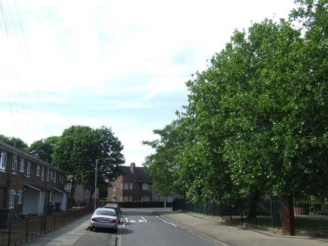 Bellingham Green, SE6