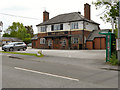 Public house on Mold Road, Mynydd Isa