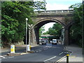 TQ3470 : Railway bridges in Penge by Malc McDonald