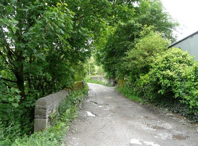 Dean Royd Road, Walsden
