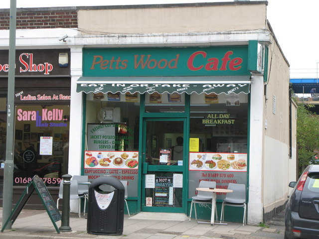 Petts Wood Cafe