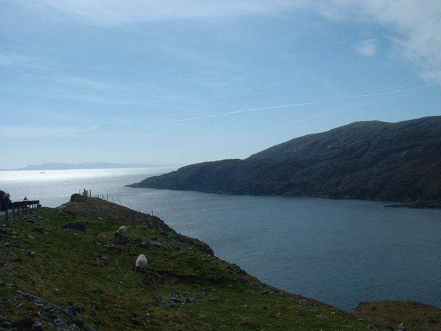 Loch Trolamaraig