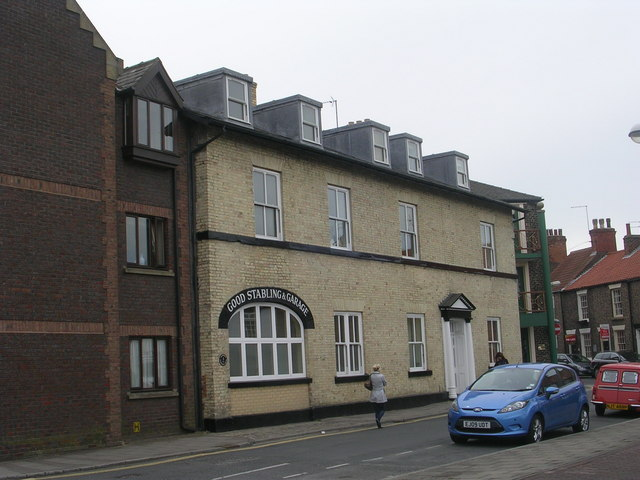 Former Inn - near Railway Station