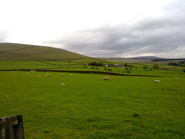 Pennines in Derbyshire