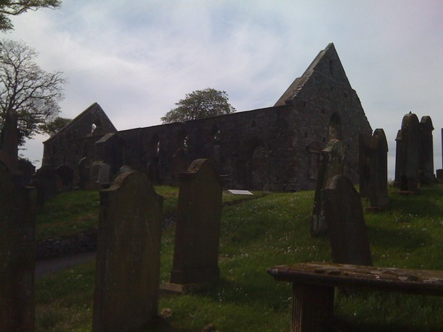 Graves and Whithorn Priory