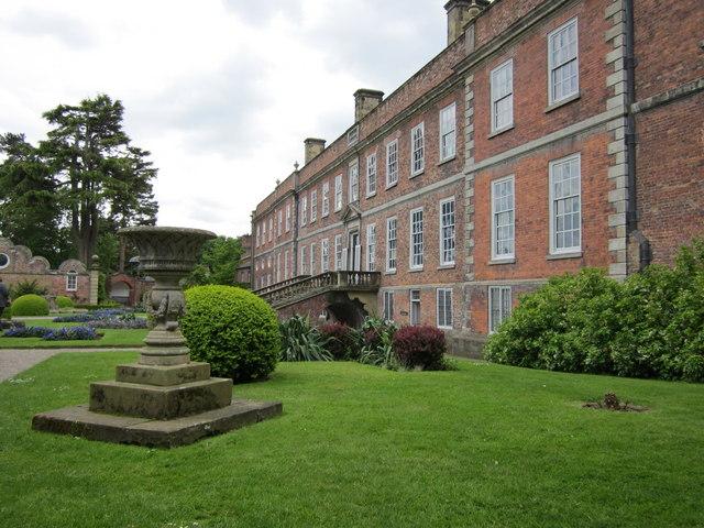 Erddig Hall