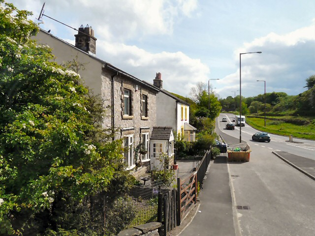 Cottages at Barmoor Clough