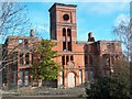 SO8516 : Coney Hill Hospital - Derelict by Colin Manton