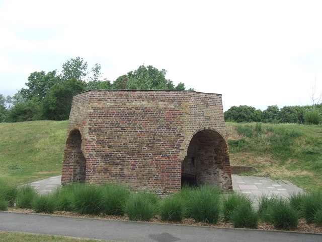 Lime Kiln, Burgess Park