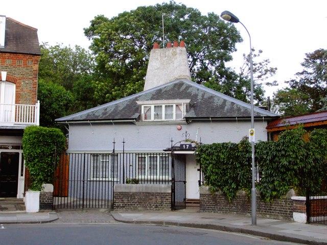 Voysey's Studio, St Dunstan's Road