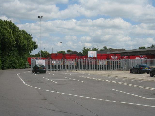 Warburtons Depot - Basingstoke